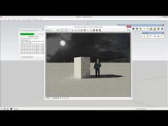 How to setup HDRI lighting in SketchUp with VRay - YouTube