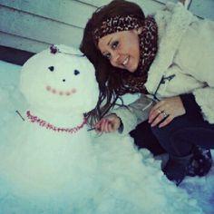 <3 #eyelashes #makeover #eyes #lips made with love girlie snow women @kimmichellestar