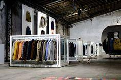 Image of visvim 2013 Fall/Winter Paris Showroom