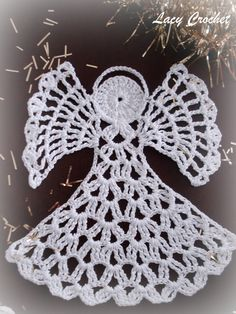 Lacy Crochet: Crochet Angels