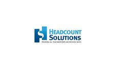 Logo type for Headcount Solutions