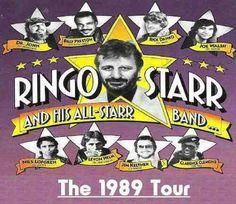Beatles Books, The Beatles, Nils Lofgren, 1989 Tour, Ringo Starr, Peace And Love, Comic Books, Cartoons, Comics