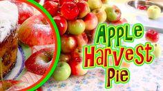 🍏 Apple Harvest Pie 🍏 Let's cook with Funny Fru! 😃