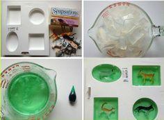 Créez des savons amusants pour l'heure du bain des enfants! • Quebec echantillons gratuits