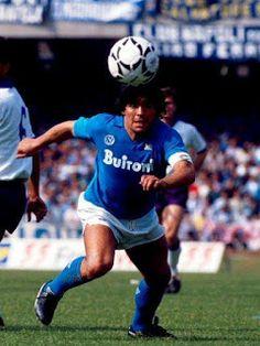 Diego Armando Maradona--- Napoli