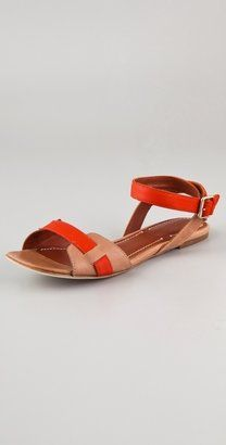 """GOTTA HAVE THEEEESE FLATS! """"Elizabeth And James"""""""