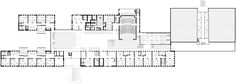 International School Plan first floor