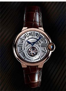 Ballon Bleu de Cartier Flying Tourbillon – A Clock Masterpiece