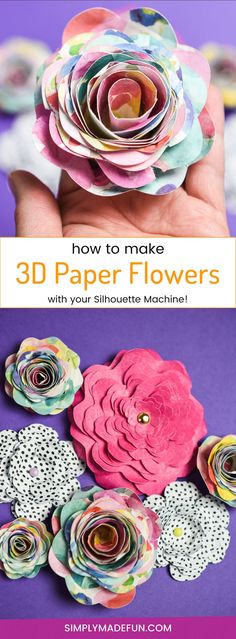 184 Best Craft Paper Flowers Images In 2020 Paper Flowers Paper