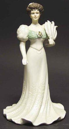 Lenox Gala Fashions Figurine Centennial Ball