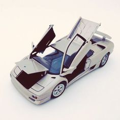 Excited to share the latest addition to my shop: Lamborghini Diablo VT in 1/18 scale diecast by AutoArt http://etsy.me/2k0SGYP #lamborghini #diablo #autoart #exoto #minichamps #kyosho #118 #118scale #happy #love #instagood #classiccar #collectible #passion