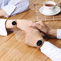 CHENXI Rose Gold Watch Women Quartz Wristwatches Luxury Brand Couple Watches Mesh Belt Bracelet Waterproof Clock Men reloj mujer From Touchy Style Outfit Accessories ( rose gold white men ) Best Kids Watches, Cheap Watches, Stylish Watches, Cool Watches, Watches For Men, Popular Watches, Elegant Watches, Women's Watches, Casual Watches