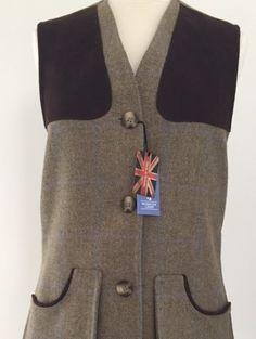 ladies shooting vest