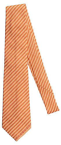 One Kings Lane Vintage Chanel New Light Orange Silk Tie - Vintage Lux #Sponsored , #Sponsored, #Vintage#Chanel#Kings Office Supplies List, Chanel News, Light Orange, Vintage Chanel, One Kings Lane, Silk Ties, Must Haves, Brand New, Fashion