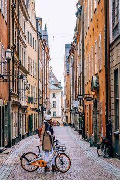 Gamla Stan, Stockholm old town - s. - Gamla Stan, Stockholm old town travel // see new places - Stockholm Old Town, Stockholm Travel, Visit Stockholm, Stockholm Metro, European Destination, European Travel, Travel Photography Tumblr, Weekend City Breaks, Couple Travel