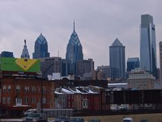 Downtown Philly 2.18.14