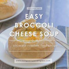 Easy Broccoli Cheese