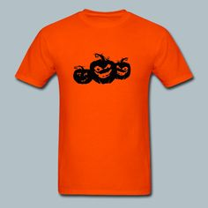 Original Halloween T-shirts for men women and children Pumpkin Head, Fruit Of The Loom, Heather Black, Halloween Outfits, Cloth Bags, Fabric Weights, Kids Outfits, Gray Color, Shirt Designs