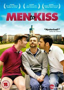 MÄNNER ZUM KNUTSCHEN/MEN TO KISS (15) 2012 GERMANY         HASFOGEL,  ROBERT   £15.99 Romantic screwball comedy. Ernst and Tobias are two men happily in love whose relationship thrives in liberal Berlin. However, when Ernst's old friend Uta  arrives for a visit, their relationship is put to the test as she tries her hardest to split the pair up. In German with English subtitles #worldonlinecinema DVD available at – http://www.worldonlinecinema.com/Home/german-films-on-dvd