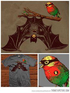 The real Batman and Robin…