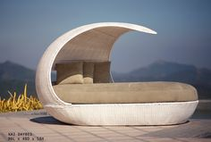 Kai Outdoor Daybed