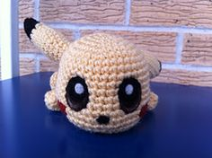 Ravelry: Baby Pikachu pattern by Evelyn Pham