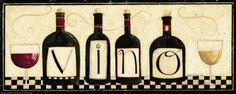 Vino Prints by Dan Dipaolo at AllPosters.com