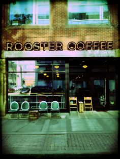 Coffee connoisseur? Like us on Facebook for a chance to win a prize from Rooster Coffee #KingEastContests