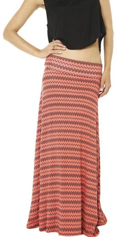 #Wet Seal                 #Skirt                    #Maxi #Skirt #Shop #Bottoms #Seal                   Zig Zag Maxi Skirt | Shop Bottoms at Wet Seal                                 http://www.seapai.com/product.aspx?PID=311968