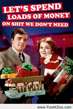 The true Christmas spirit - Funny Picture