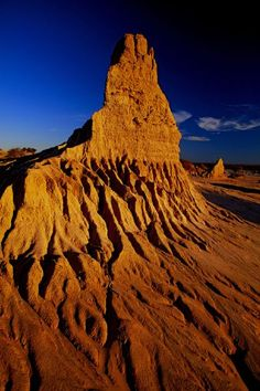 Mungo National Park, Australia   what a great place to visit climbing sand dunes driving through a lake that has not had water for thousands of years , seeing it all was fantastic.