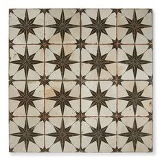 Make a statement, in your home, with our patterned foor tiles. Our range of exotic styles and delightful designs are perfect for both walls and floors! Hall Tiles, Tiled Hallway, Victorian Style Bathroom, Porch Tile, Garden Tiles, Powder Room Design, Black And White Tiles, Vintage Tile, Tiles Texture
