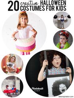 20 Creative #Halloween Costumes