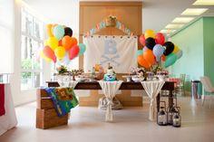 Festa Infantil | Piratas