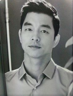 Gong Yoo, so simple yet so heart fluttering! I am melting like a butter!