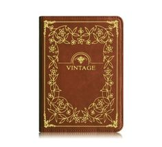 Fintie Vintage Book Case - gifts for booklovers