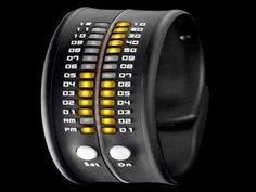 Une montre Reflex inspiree des bracelets slaps