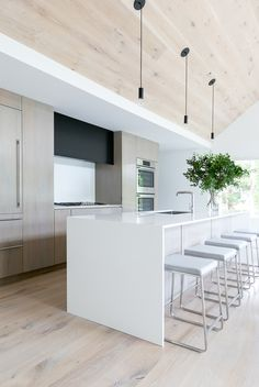 stylish kitchen island