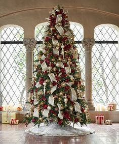 Biltmore For Your Home Celebrate The Holidays With The Timeless Elegance Of Our Biltmorebybalsamhill Christmas Tree