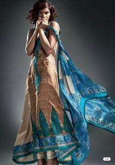 design by Sana Safinaz; Karachi, Pakistan; visit http://www.sanasafinaz.pk/ Exclusive Collection 2011