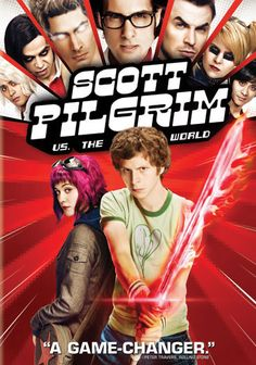 After winning hearts and laughs in ARRESTED DEVELOPMENT and NICK & NORAH?S INFINITE PLAYLIST, Michael Cera tackles the role of cult hero Scott Pilgrim. When Scott falls for Ramona Flowers (Mary Elizabeth Winstead, FINAL DESTINATION 3), he discovers tha...
