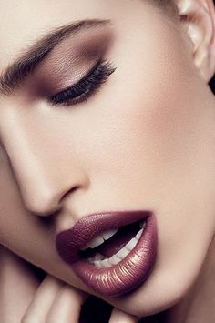 Hottest Makeup Trends for Fall 2014 – Fashion Style Magazine #makeup #beauty #MakeupTrends