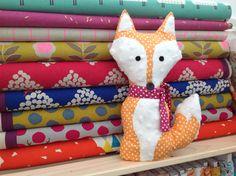 The Fabric Fox himself!