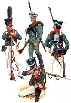 infanterie 1810-1815