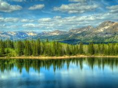 Lost Lake, Colorado...near Crested Butte... photo by E.Y. - Imgur