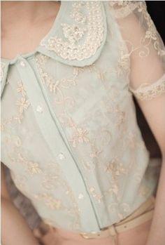 Ana Rosa, lovely details.