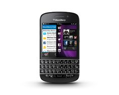 Blackberry (Formerly RIM) has unveiled the first Blackberry 10 QWERTY Device named as BlackBerry Q10. BlackBerry Q10 is built with high performance materials and premium finishes.