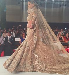 """ with ・・・ finale at PFDC L'oreal Bridal Week in Lahore Pakistani Bridal Couture, Indian Wedding Lehenga, Indian Bridal Wear, Pakistani Wedding Dresses, Indian Wedding Outfits, Pakistani Outfits, Bridal Outfits, Designer Wedding Dresses, Wedding Attire"