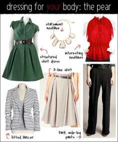 Ask Frugal Fashionista | Ask Frugal: dressing a pear shape