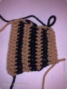 Шапка - шлем   Страна Мастеров Crochet Beanie Hat Free Pattern, Beanie Hats